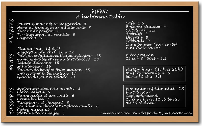Logiciel de caisse restaurant hiboutik logiciel de for Article de restaurant