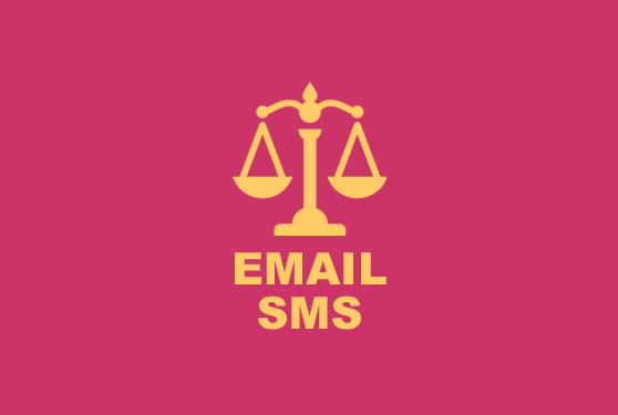 legislation-email-sms