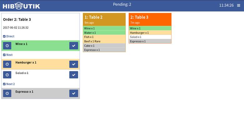L 39 cran cuisine hiboutik logiciel de caisse for Logiciel de cuisine gratuit